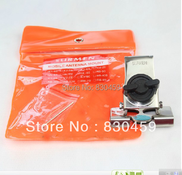 Сверхмощный радиолюбителей KY66 Антенны крепление для автомобилей mobile radio FT-7800R FT-8800R FT-8900R