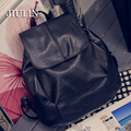 JIULIN 2016 spring and summer leisure bag washed leather backpack female Korean wind tide tide retro star with a backpacks