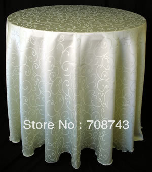 """!20"""" Dia Top quality damask table cloth"""