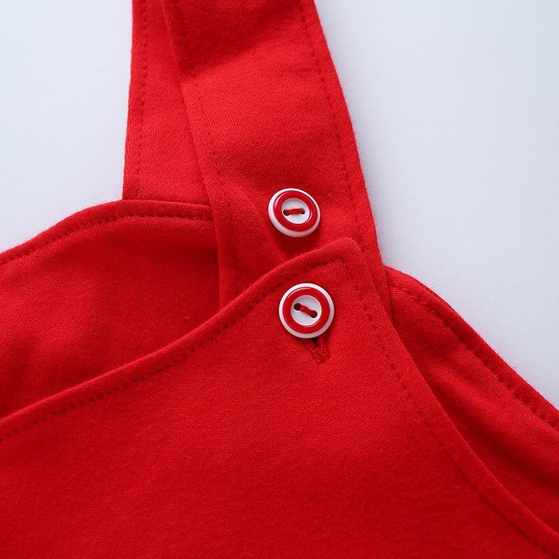 Bawełniane spodenki dziecięce Spodnie dziewczęce Dla noworodków - Odzież dla niemowląt - Zdjęcie 4
