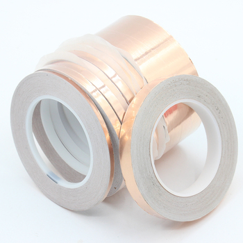 1 Roll Single Conductive COPPER FOIL TAPE Strip Width 80mm 100mm 120mm 150mm 180mm 200mm 250mm length 30m