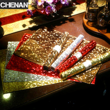 купить 4/6pieces Set Kitchen Table Mats Placemat Pvc Dining  Mat  pvc dining table mat по цене 846.05 рублей
