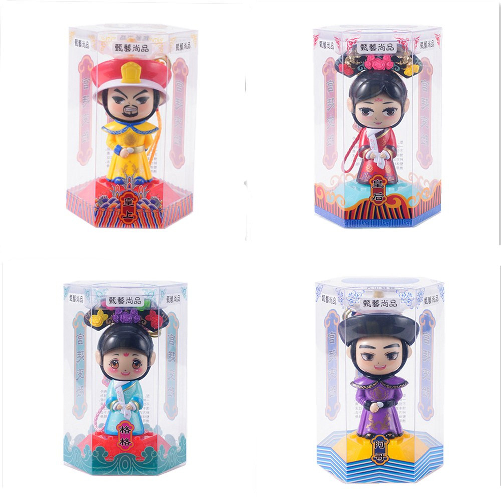 Oyuncak funny novelty Traditional Creative Chinese Opera Face Changing Doll Sichuan Opera Figure Toy fun toy speelgoed