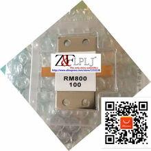 מיקרוסטריפ נגד 800 ואט 100 אוהם DC 0.5 GHZ/800 W 100R RM800 100 800 ואט דמה עומס הנגד חדש מקורי 1 יח\חבילה
