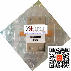 Image 1 - Micros widerstand 800 watt 100 Ohm DC 0.5 GHZ/800 W 100 R RM800 100 800 Watt dummy last widerstand Neue Original 1 teile/los