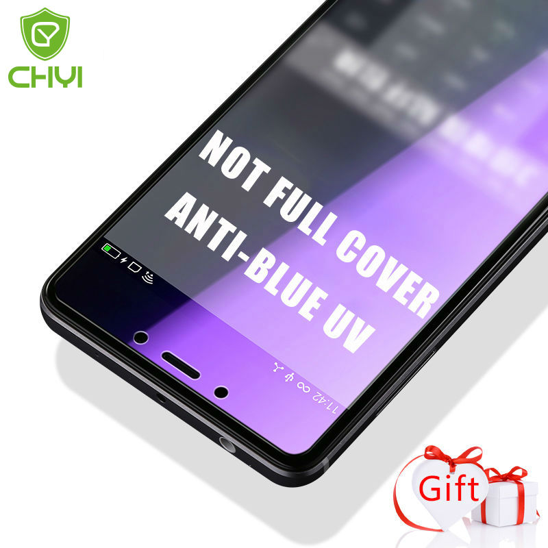 CHYI for xiaomi redmi note 4x tempered glass 9h hardness 0.26mm explosion-proof tempered glass redmi note 4x 2.5D protector film