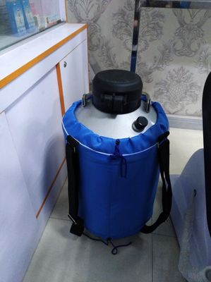 2L Hliníkové slitiny Tekuté nádoby na dusík Tekuté nádoby na - Příslušenství pro ukládání nástrojů - Fotografie 5