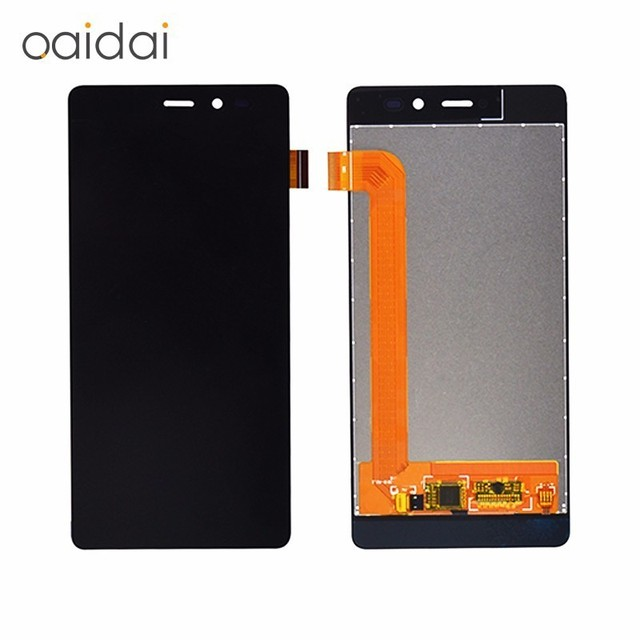 For Wiko Tommy LCD Display Touch Screen Mobile Phone Lcds Digitizer Assembly Replacement Parts With Free Tools 5.0 Inch