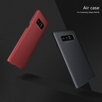 For Samsung Galaxy Note 8 Case Breathable Cover Nillkin Air Case For Samsung Galaxy Note 8