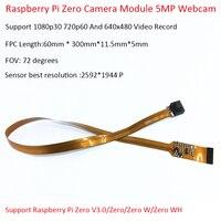v3 0 Raspberry Pi Zero Camera Module 5MP Webcam Support 1080p30 720p60 And 640x480 Video Record Support Raspberry Pi Zero V3.0 (1)