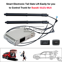 Smart Auto Electric Tail Gate Lift Special for Isuzu Mu-x 2015-2016 with Latch mu x connecting rod for 4x4 engines parts isuzu mu 7 mu 7 isuzu mu x vgs turbo diesel ddi iteq 4jj1 tcx high torque performance
