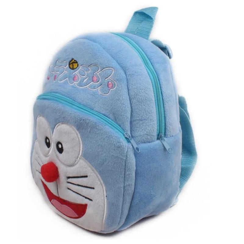 Hot-Sell-Cute-Cartoon-Doraemon-Plush-Kids-Backpacker-Children-School-Bags-Birthday-Christmas-Gifts-1