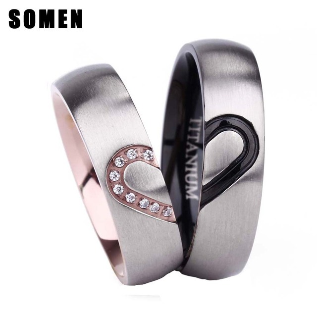 jewellery black gold finish detailmain and rose phab in wedding lrg ring sg main satin titanium rings