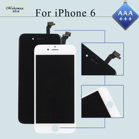 Mobymax 3PCS Lot AAA Pantalla Ecran For IPhone 6 Phone Repair LCD Display Touch Screen Digitizer