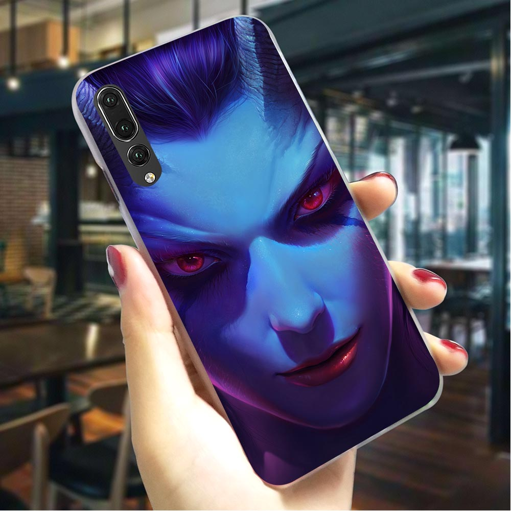 Game Dota 2 Hard Cover for Huawei P8 Lite 2015 Pattern Phone Case for P9 mini P10 P20 Pro P Smart 2018 Mate 10 pro 20 lite 2019 image