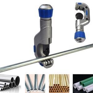 Image 5 - Cortador de tubos de rodillo, cortador de tubos de 4 32mm/5 50mm, hoja de corte de rodamiento de bola para herramientas de corte de tubos de acero inoxidable de aluminio y cobre