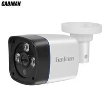 Gadinan AHD Камеры 720 P CMOS Сенсор 2000TVL Ик-Фильтр Крытый/Открытый Водонепроницаемый 1080 P 3.6 мм Пластиковые линзы Камеры Безопасности