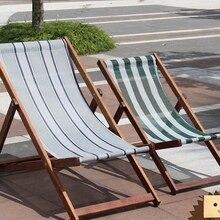 Пляжный стул, уличная мебель, садовая мебель, деревянный стул для кемпинга, складной шезлонг kamp sandalyesi, Оксфорд+ антисептик из твердой древесины