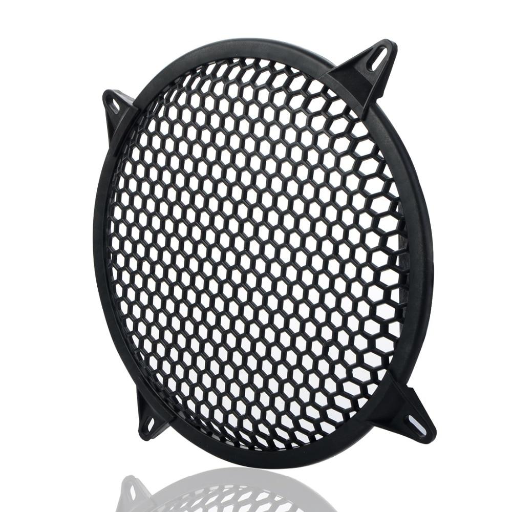Metal Car Audio Speaker Subwoofer Grill Cover