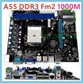 NOVA DDR3 FM2 A55 motherboard pc