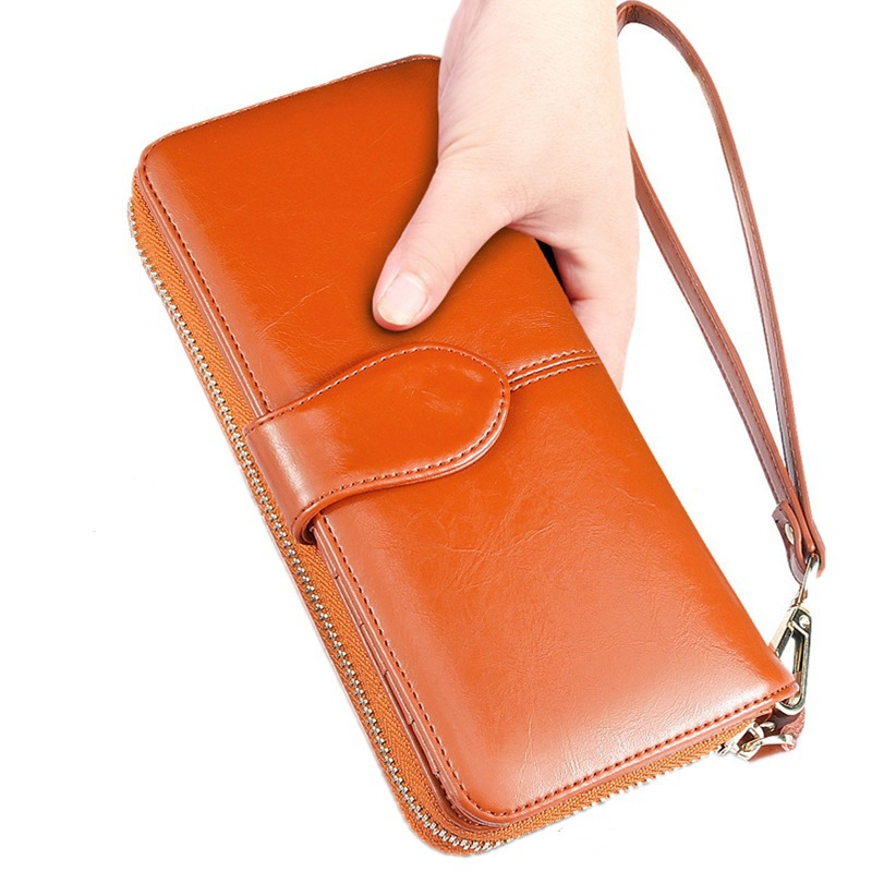 Casual Travel Storage Bag ID Card Holders Cell Phone Cash Wallet Storage organizer Collation pouch Cases purses Holding the bag