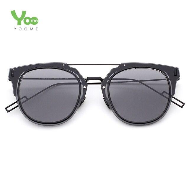 16a0bdb8d553a 2015 Christian di Sunglasses CD Homme composite 1.0 lightweight metal  mirror flat lens sun glasses for