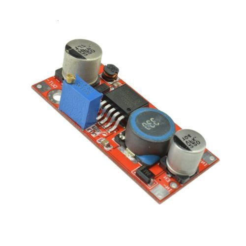 все цены на 1PCS XL6009 DC Adjustable Step up boost Power Converter Module Replace LM2577 онлайн