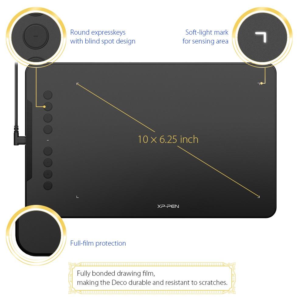 Drawing tablet XP-Pen Deco01 (7)