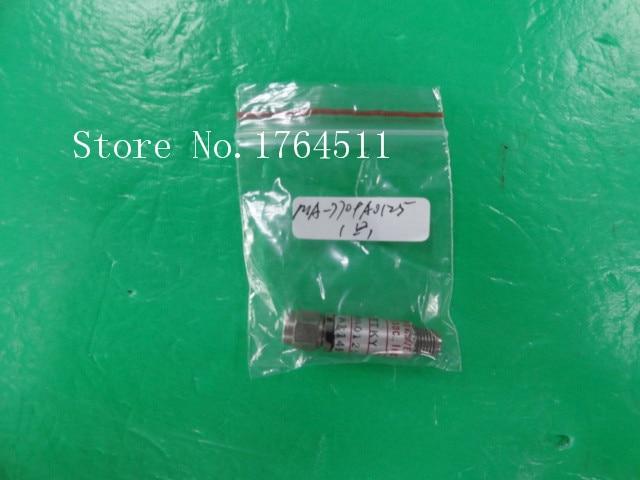 [BELLA] MICROWAVE ASSOC MA-7709A0125 RF Coaxial Detector SMA
