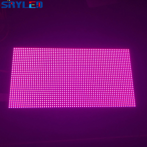 Image 5 - Livraison gratuite affichage Led P5 32*64 Pixles 320*160mm 64x32 1/16 scan intérieur rgb polychrome hub75 SMD p5 module daffichage led