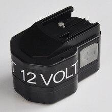 12 В Перезаряжаемые Ni-MH батарея 3000 мАч для AEG Милуоки электродрель B12 BX12 BXS12 BXL12 MX12 MXS12 MXS12