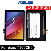 New LCD Display Touch Screen Digitizer Assembly Replacement Parts For Asus transformer book T1Chi T100Chi T1 CHI T100 CHI