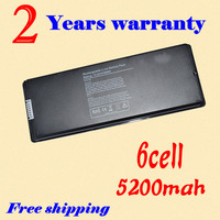 JIGU Black Battery For Apple A1185 A1181 For Macbook 13