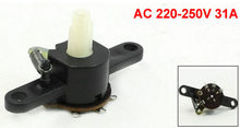 Home Office AC 220-250V 31A Electric Fan Speed Control Switch Part 10pcs(China)
