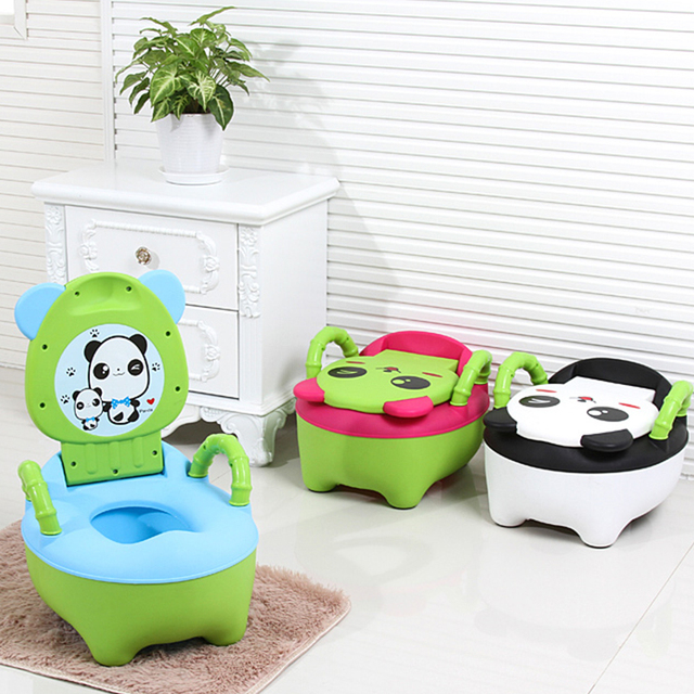 Cute and comfortable Baby Potty for Toilet Training