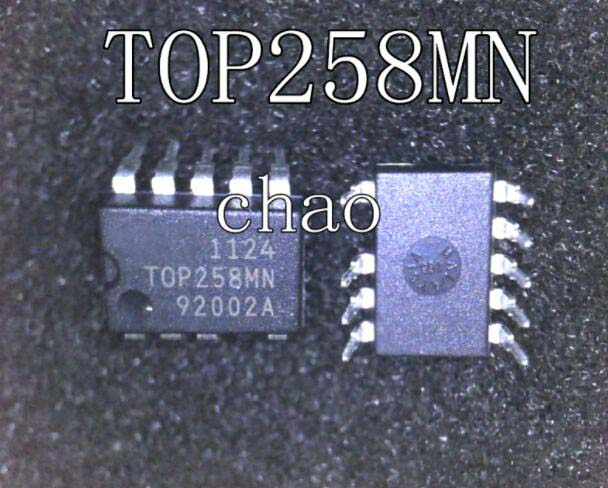 1pcs/lot TOP258MN = TOP258MG DIP-9