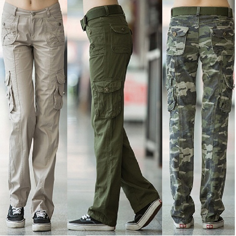 Innovative Gallery Images And Information Khaki Pants Women Style