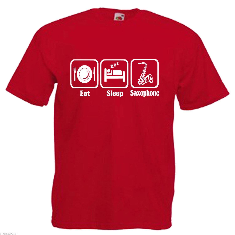 2018 New 100% Cotton T Shirts Men Men T Shirt Men Clothing Plus Size Sax  Saxophone T Shirt Maker-in T-Shirts from Men s Clothing on Aliexpress.com  23ebb6e8d5c7