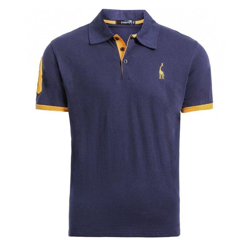 ALI shop ...  ... 33012351316 ... 1 ... Dropshipping 17 Colors Brand Quality 100% Cotton T-Shirts Men Solid Slim Fit Patchwork Embroidery T Shirt Men US S-3XL ...