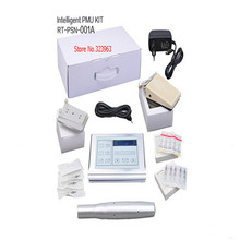 N C Control Pannel for 2014 Digital Professional Permanent Makeup Machine Kit c lin hhj4 n standard steel straightening machine for non count counter memory recalls optional ac380