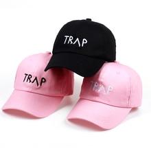 33bb3c5fbfb TRAP Dad Hat Pretty Girls Like Baseball Cap Embroidery Trap Music 2 Chainz  Album Rap LP