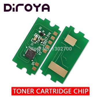 PCS 7.2 K TK1160 11 TK-1160 1160 chip do cartucho de toner Para Kyocera ECOSYS P2040dn P2040dw P2040 P 2040 dw dn pó de impressora de reset