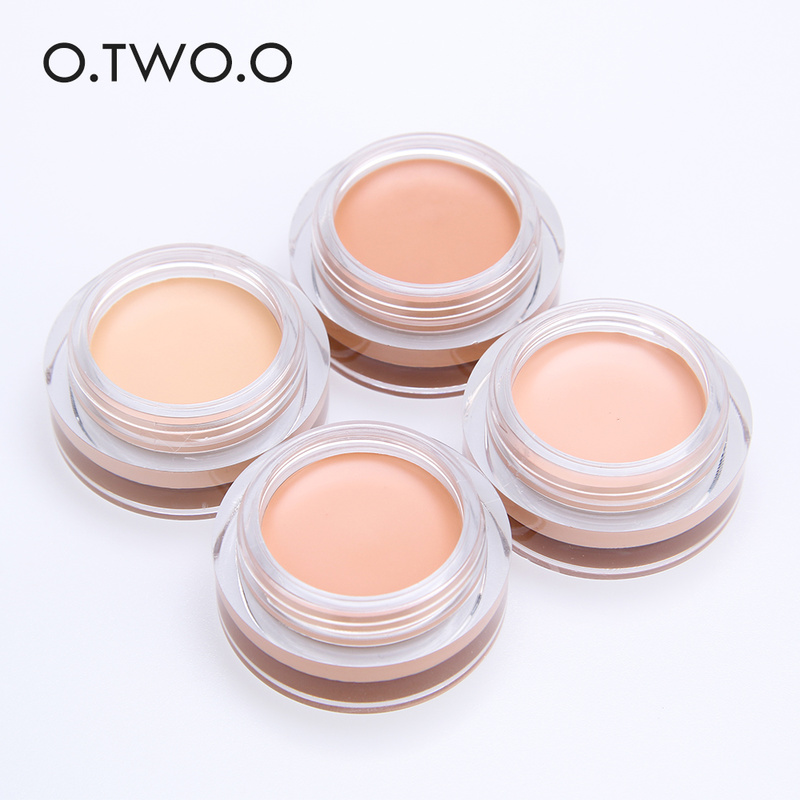 O.TWO.O 4 Colors Eyeshadow Primer Eyes Foundation Cream Long-lasting Waterproof Brightening Concealer Eyes Base Make Up Primer 1