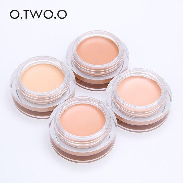 O.TWO.O 4 Colors Eyeshadow Primer Eyes Foundation Cream Long-lasting Waterproof Brightening Concealer Eyes Base Make Up Primer