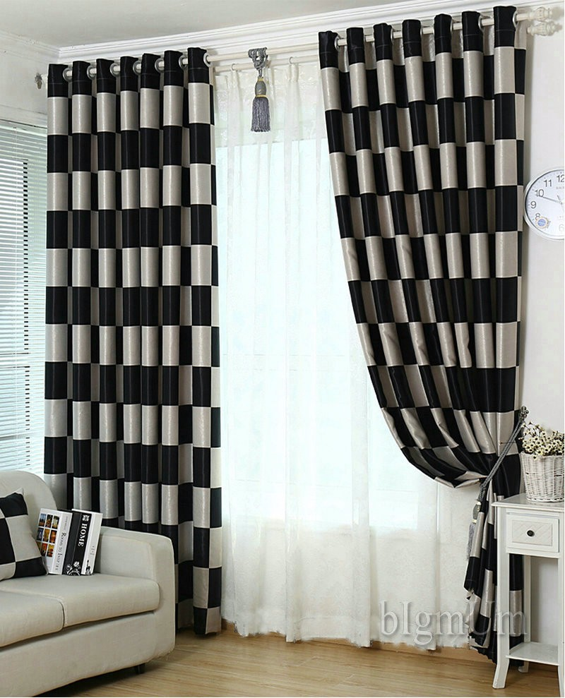 Window Curtains For Living Room Aliexpresscom Buy Modern Curtains And Window Treatments For