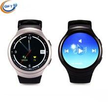 GFT D09 Echte Android Phone Smart Uhr android sim smartwatch hd-bildschirm MTK6572 mit 3G WIFI SIM herzfrequenz monitor