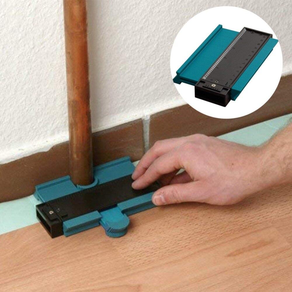 120mm Duplizierer Kanäle Werkzeug Feine Zahn Holz Kennzeichnung Wicklung Rohr Profil Gauge Kontur Kopie Laminat Universal Kunststoff