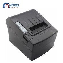 JP-8006 80mm USB Thermal Receipt Printer Auto Cutter 80mm Thermal Printer POS System LAN+USB+SERIAL Port Thermal Ticket Printer