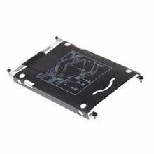 1pc New Laptop computer SATA Hdd Enclosure Onerous Disk Case Drive Caddy Cowl For Laptop HP EliteBook 2560p 2570p Sequence Onerous Disk Sata