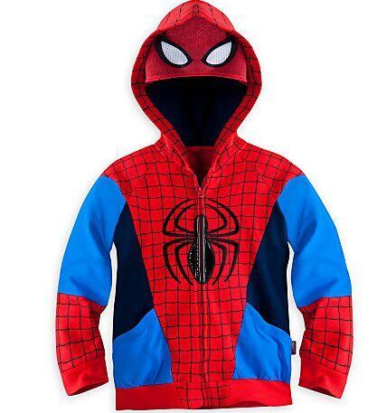 Hot-retail-brand-childrens-outerwear-boys-girls-clothing-coat-little-pony-jackets-my-Kids-boys-coat-avengers-Hoodiessweater-5